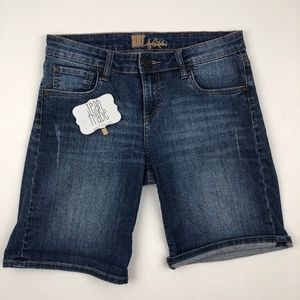Kut from the Kloth Bermuda Shorts